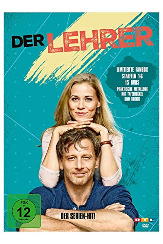 Der Lehrer Fanbox (Staffel 1-6) (Limited Edition) (15 DVDs)