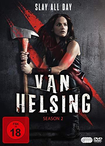 Van Helsing Staffel 2 (4 DVDs)
