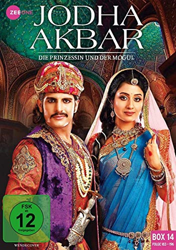 Jodha Akbar Die Prinzessin und der Mogul - Box 14 (3 DVDs)