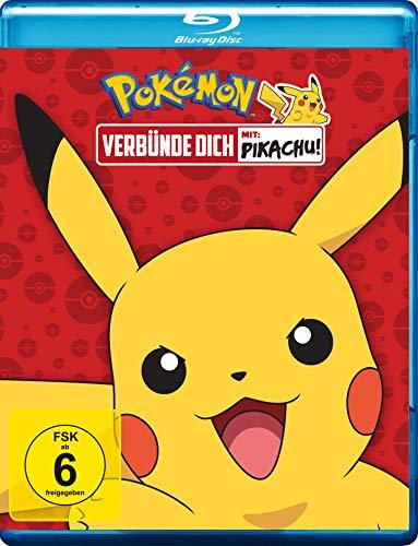 Pokémon Verbünde dich mit Pikachu! [Blu-ray]