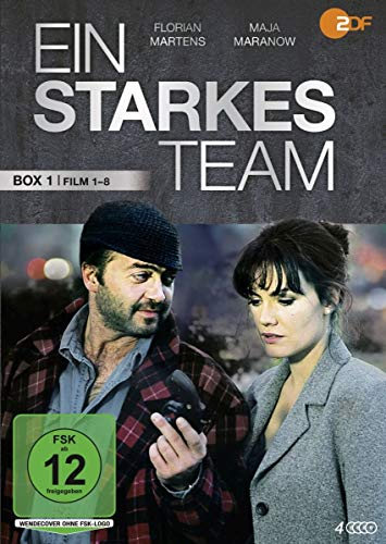 Ein starkes Team Box  1 (Film 1-8) (4 DVDs)