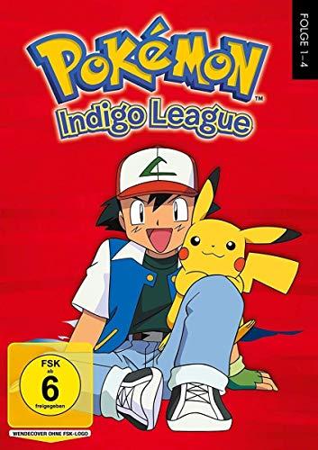 Pokémon: Indigo Liga - Folge 1-4