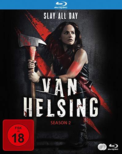 Van Helsing - Staffel 2 [Blu-ray]