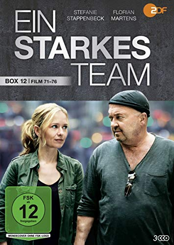 Ein starkes Team Box 12 (Film 71-76) (3 DVDs)