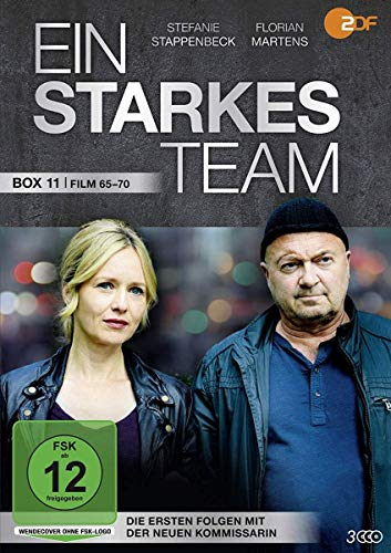 Ein starkes Team Box 11 (Film 65-70) (3 DVDs)