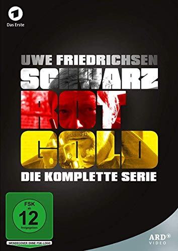 Schwarz Rot Gold Die komplette Serie (9 DVDs)