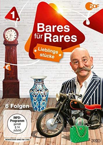 Bares für Rares Lieblingsstücke: Box 1 (3 DVDs)
