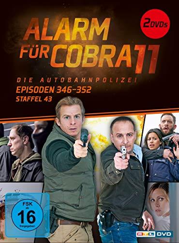 Alarm für Cobra 11 Staffel 43 (2 DVDs)