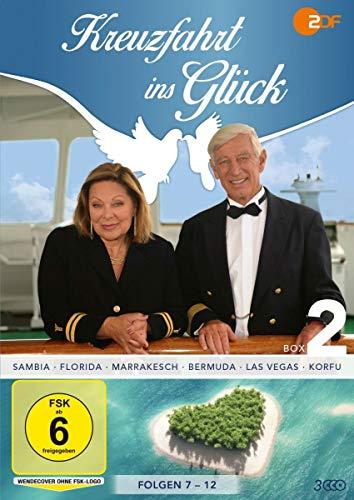 Kreuzfahrt ins Glück Box 2 (Folge 7-12) (3 DVDs)