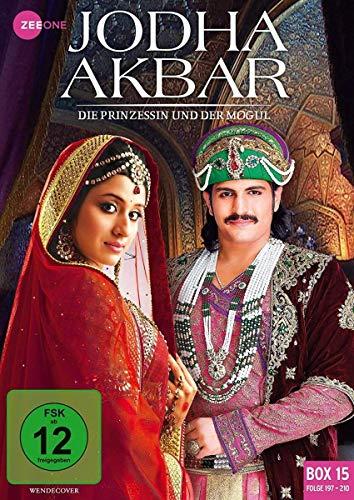 Jodha Akbar - Die Prinzessin und der Mogul - Box 15 (3 DVDs)