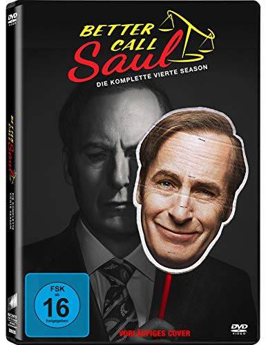 Better Call Saul Staffel 4 (3 DVDs)