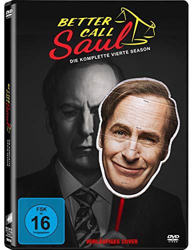 Better Call Saul Staffel 4 (3 DVDs)