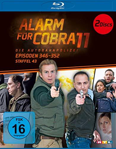 Alarm für Cobra 11 Staffel 43 [Blu-ray]