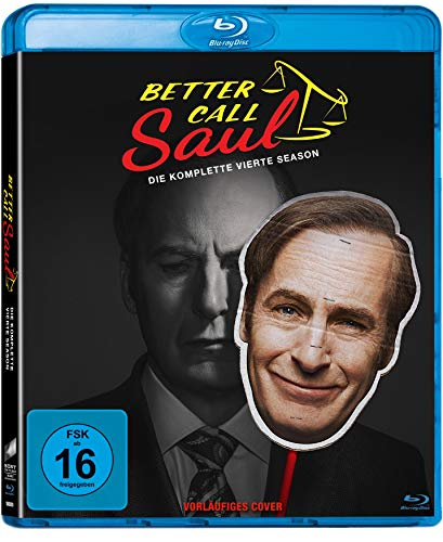 Better Call Saul Staffel 4 [Blu-ray]