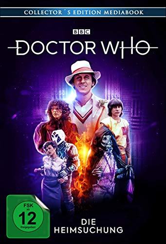Doctor Who Fünfter Doktor: Die Heimsuchung (Limited Mediabook) [Blu-ray]