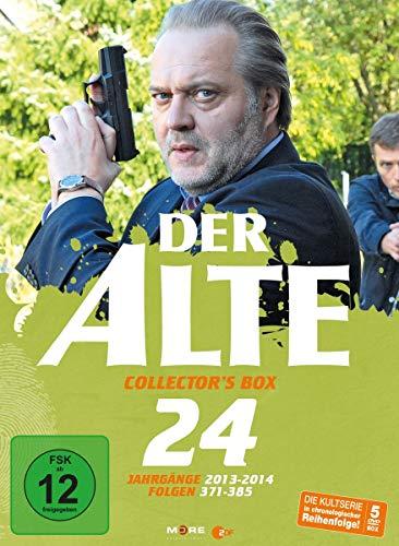 Der Alte Collector's Box Vol.24, Folge 371-385 (5 DVDs)