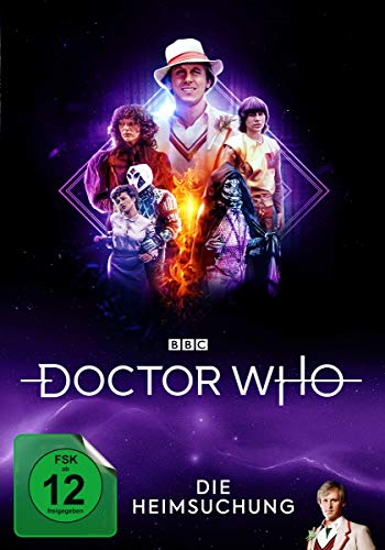 Doctor Who Fünfter Doktor: Die Heimsuchung (2 DVDs)