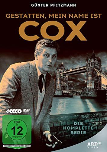 Gestatten, mein Name ist Cox Box (4 DVDs)