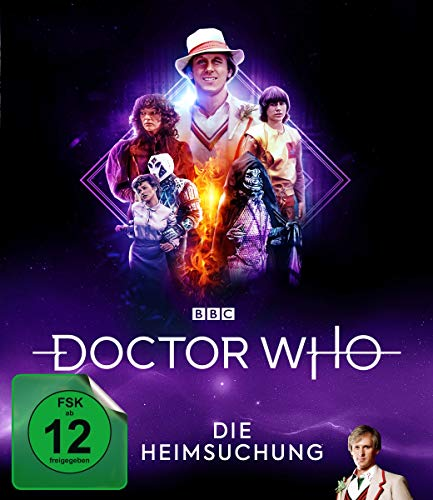 Doctor Who Fünfter Doktor: Die Heimsuchung [Blu-ray]