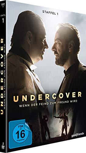 Undercover Staffel 1 (3 DVDs)