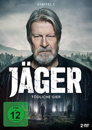 Jäger - Tödliche Gier: Staffel 1 (2 DVDs)