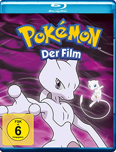 Pokémon - Der Film Blu-ray