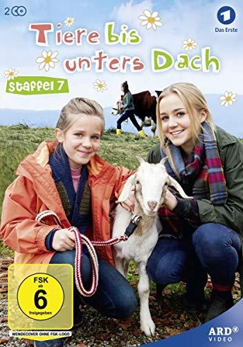 Tiere bis unters Dach Staffel 7 (2 DVDs)