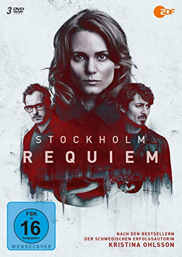 Stockholm Requiem 3 DVDs