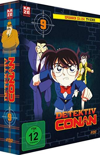 Detektiv Conan Die TV-Serie: Box  9 (5 DVDs)