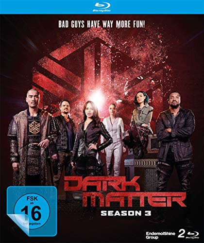 Dark Matter Staffel 3 [Blu-ray]