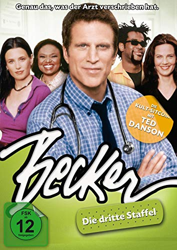 Becker Staffel 3 (3 DVDs)