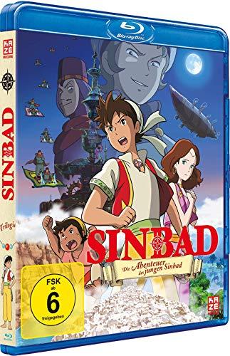 Die Abenteuer des jungen Sinbad