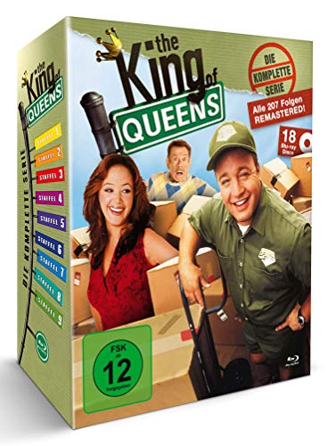 The King of Queens Die komplette Serie (Queens Box) (exklusiv bei Amazon) [Blu-ray]