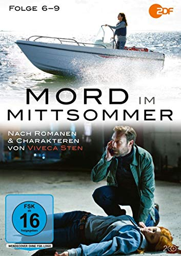 Mord im Mittsommer 6-9 (2 DVDs)