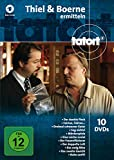 Tatort Münster - Thiel und Boerne ermitteln: Fall 1-10 (10 DVDs)
