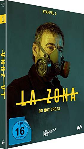 La Zona - Do Not Cross: Staffel 1 (3 DVDs)