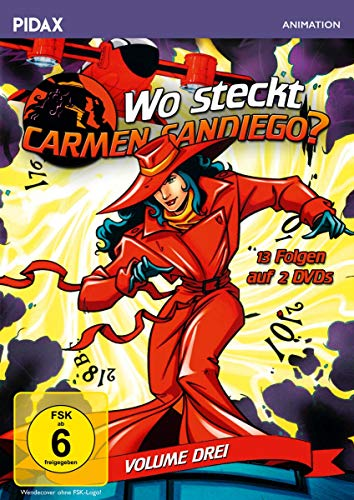 Wo steckt Carmen Sandiego?,