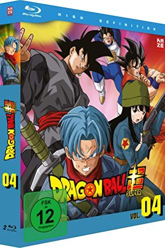 Dragonball Super 4. Arc: Zukunftstrunk (Episoden 47-61) [Blu-ray]