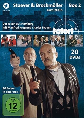 Tatort Stoever & Brockmöller ermitteln - Box 2 (20 DVDs)
