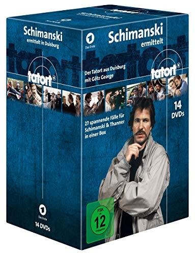 Tatort Kommissar Schimanski (14 DVDs)