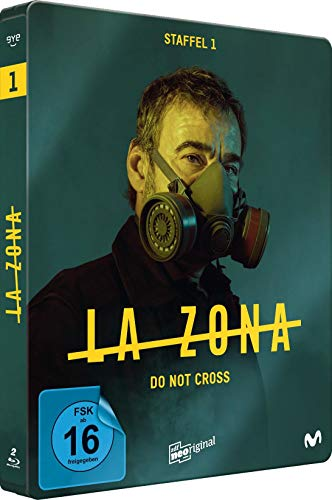 La Zona - Do Not Cross: Staffel 1 (Steelbook) [Blu-ray]