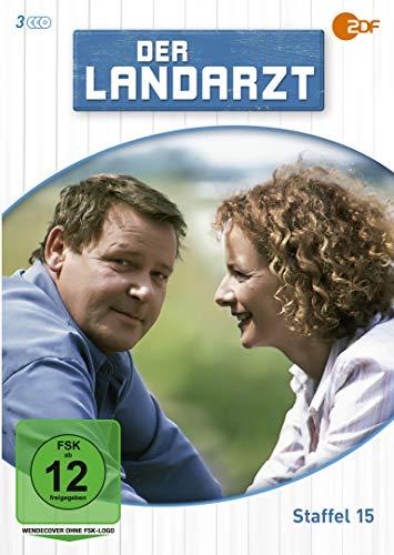 Der Landarzt Staffel 15 (3 DVDs)