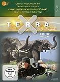 Terra X - Edition, Vol.12: Kieling - Mitten in Südafrika / Mitten im wilden Deutschland / Wildes Afrika / Wilde Welt II & III