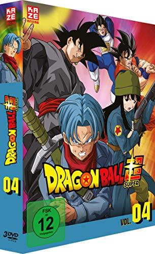 Dragonball Super 4. Arc: Zukunftstrunk (Episoden 47-61) (3 DVDs)
