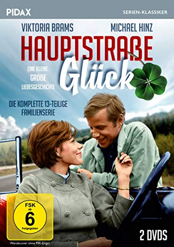 Hauptstraße Glück Eine kleine große Liebesgeschichte: Die komplette Serie (2 DVDs)