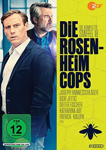 Die Rosenheim Cops Staffel 18 (6 DVDs)