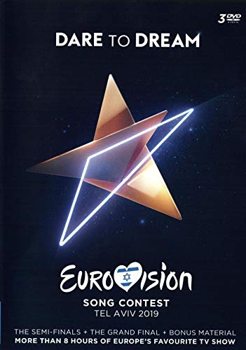 Eurovision Song Contest 2019 - Tel Aviv (3 DVDs)