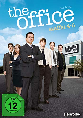The Office (US) - Das Büro - Staffel 4-6 (12 DVDs) US - Das Büro - Staffel 4-6 (12 DVDs)
