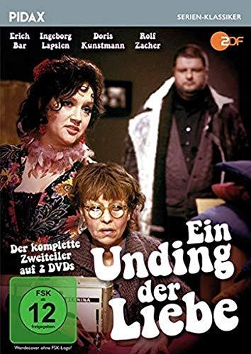 Ein Unding der Liebe 2 DVDs