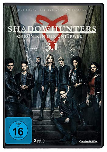 Shadowhunters - Chroniken der Unterwelt: Staffel 3.1 (3 DVDs)